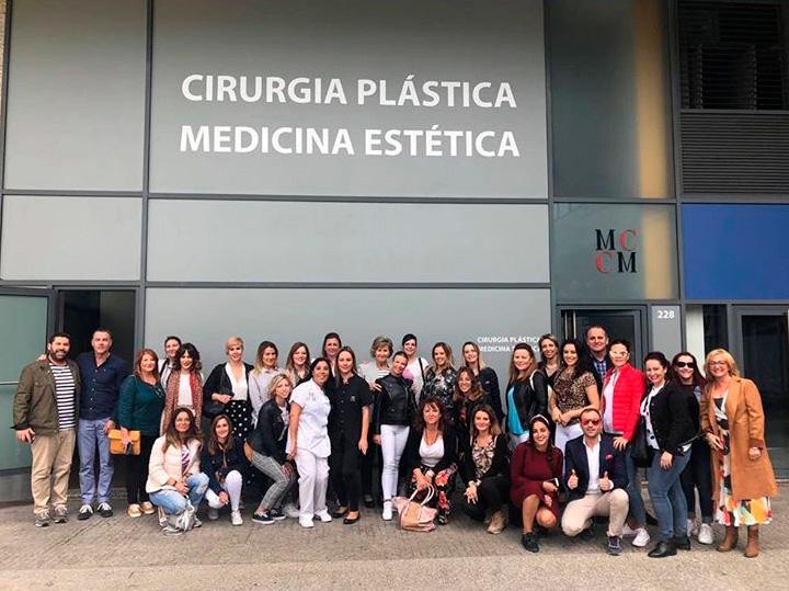 MARBER amplía su formación en cosméticos MCCM en Oporto