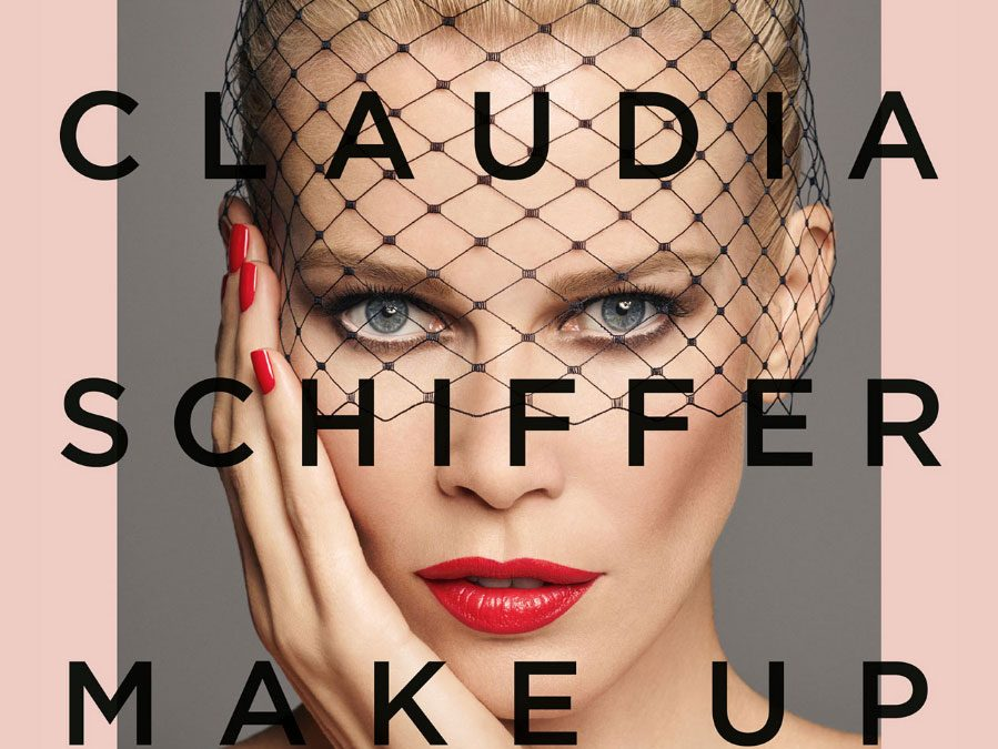 Nueva línea de maquillaje profesional Claudia Schiffer Make Up