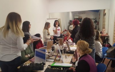 Formación Continua en MARBER. Master en Maquillaje para Novias 2019